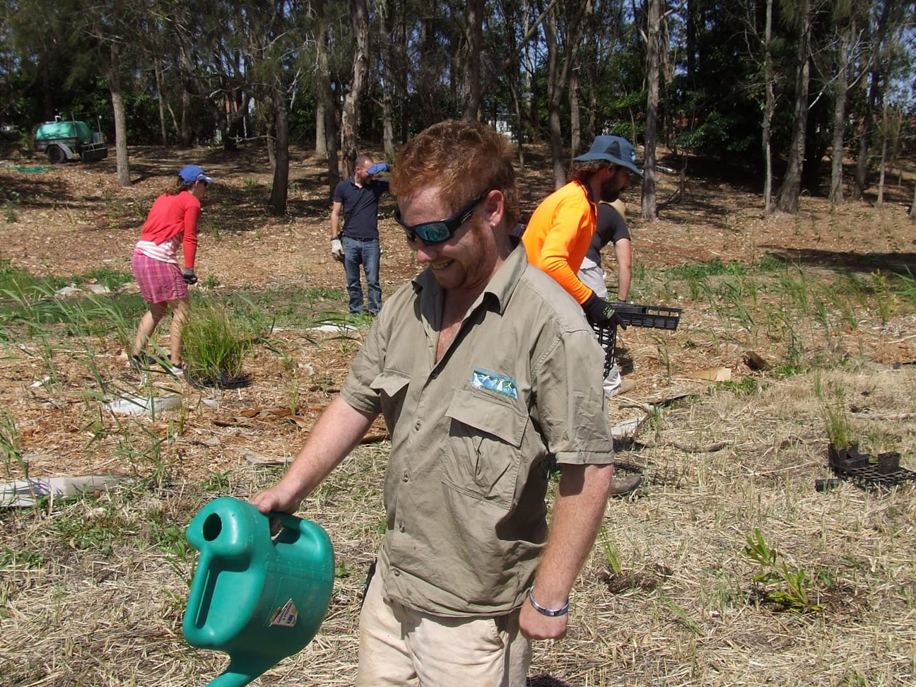 Hunter Wetlands Volunteers
